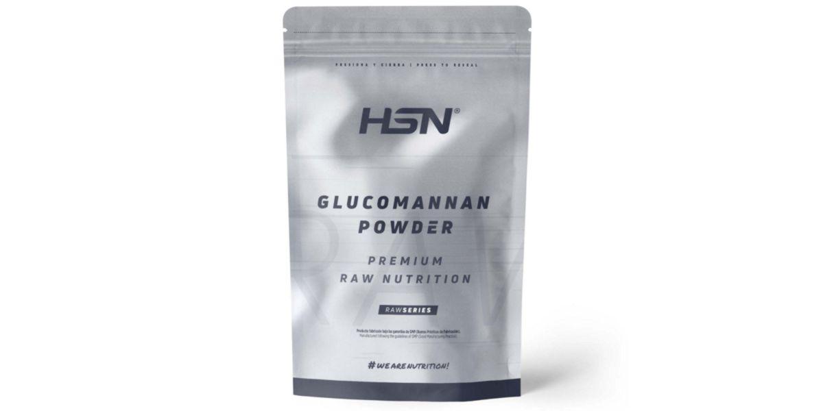 Glucomanano em Pó da HSN