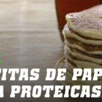 Panquecas de Papas de Aveia Proteicas