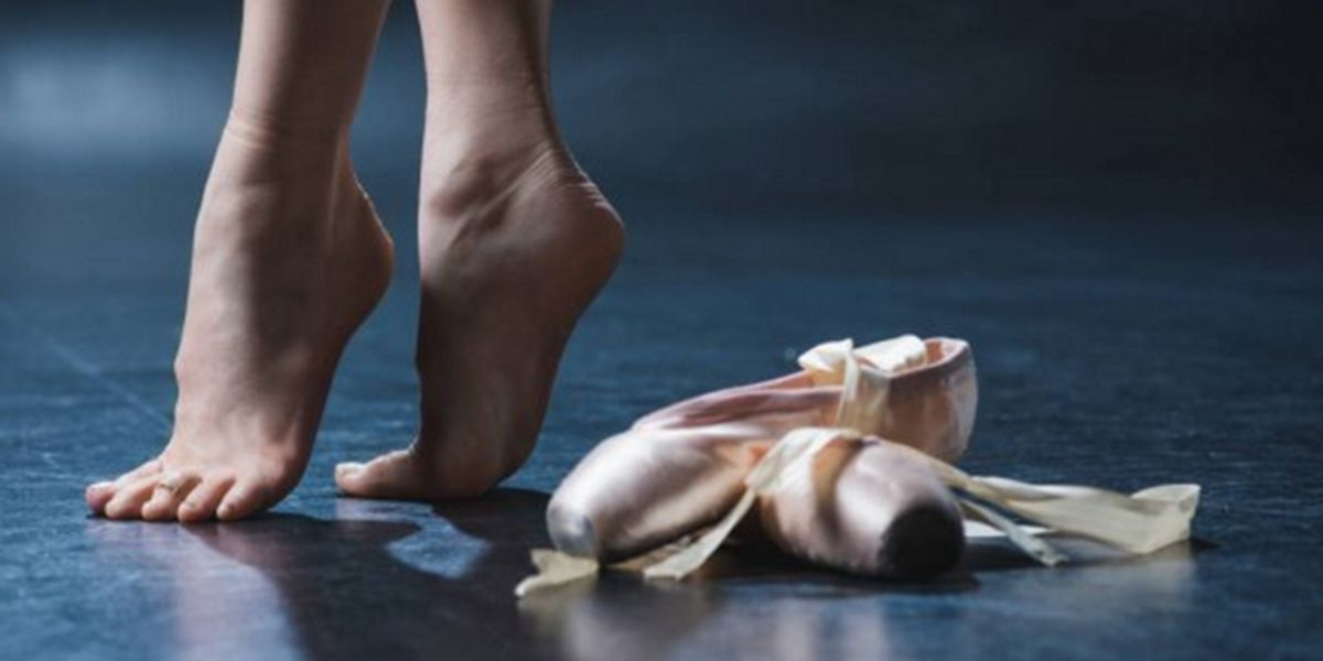 Pontas de ballet