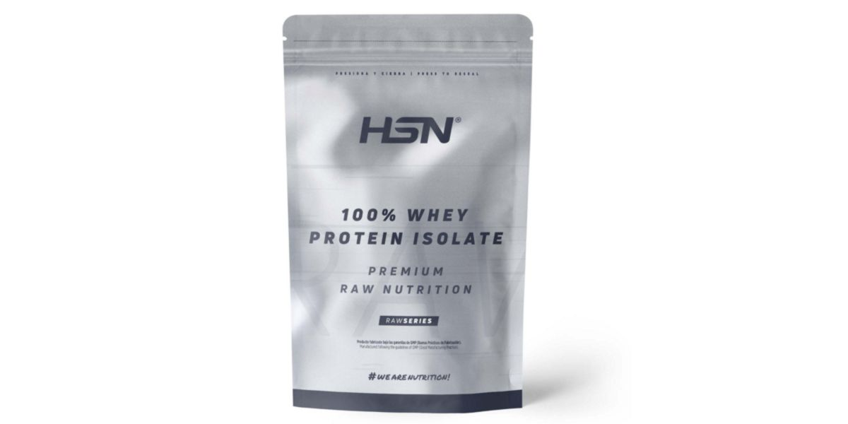 Whey protein isolate HSN