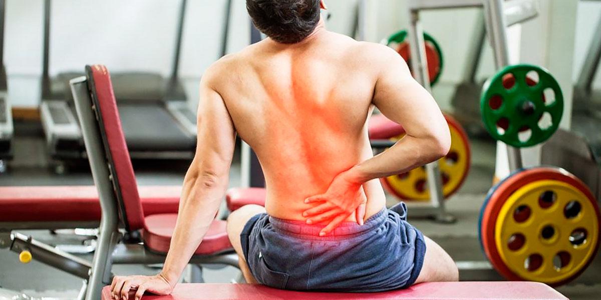 O que é a dor de costas