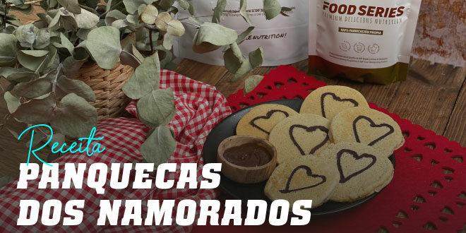 Panquecas de São Valentim