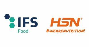 HSN Certificado de Garantia de Fabrico IFS Food