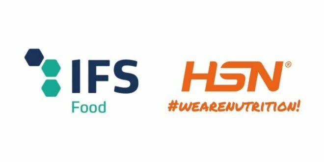HSN, primeira marca espanhola de Nutrição e Nutracêutica com fábrica própria certificada na IFS Food