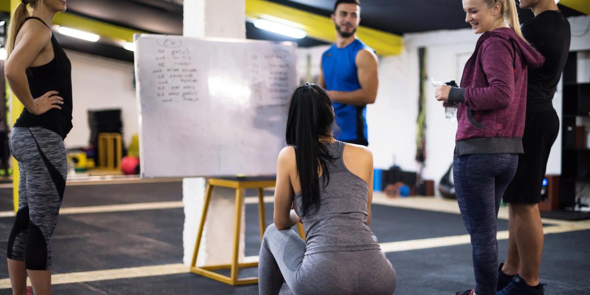 Exercício físico após as férias