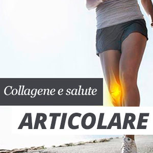 Collagene e salute articolare