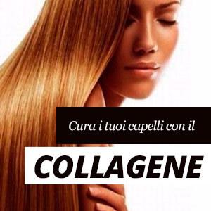 Collagene per i capelli