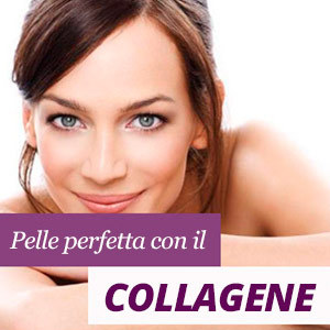 Collagene per la pelle