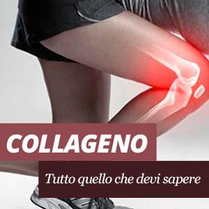 Tutto quello che devi sapere sul collagene