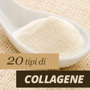 Tipi di collagene