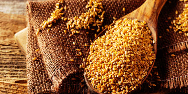 Tutti i benefici dei semi di lino