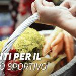 Alimenti per il sucesso sportivo