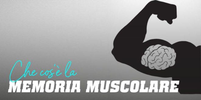 Che cos'è la Memoria Muscolare?