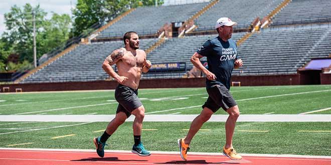 Correre è un complemento per altri sport