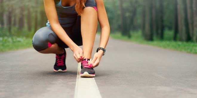Correre Migliora la Condizione Fisica
