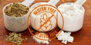 Integratori alimentari senza glutine