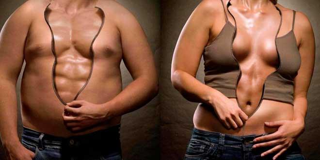 Ridurre la percentuale di grasso