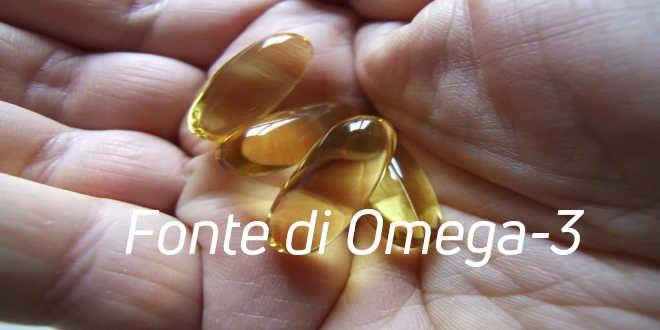 Capsule di omega-3