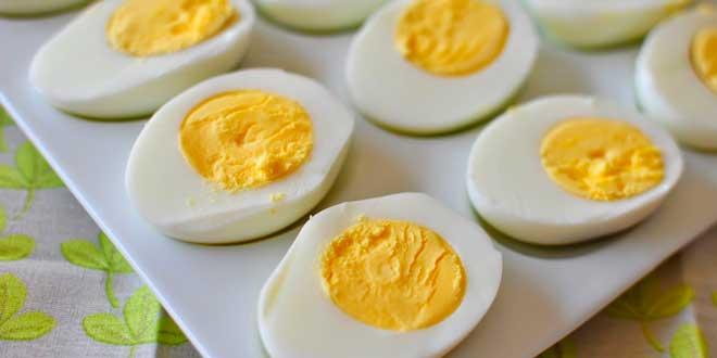 Le uova favoriscono indirettamente il testosterone
