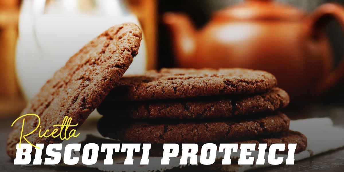 Biscotti con Proteine