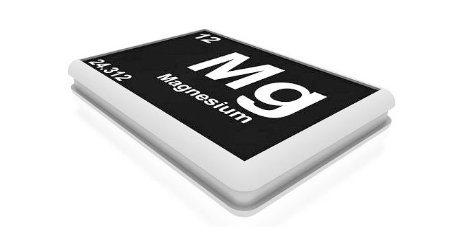 Il Magnesio e l'aumento del testosterone