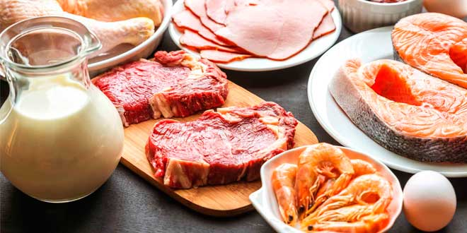 Alimenti che contengono glutammina