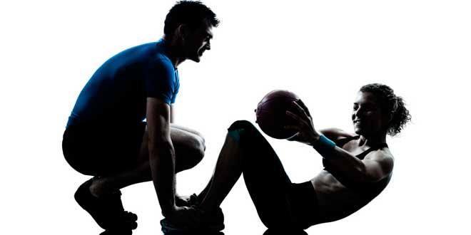 Compagni di allenamento