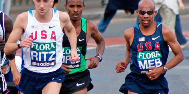 Maratona e bruciare grassi