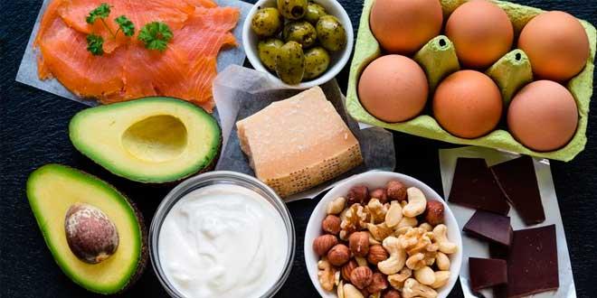 Dieta chetogenica: pH negli alimenti