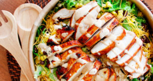 Ricette fitness salate