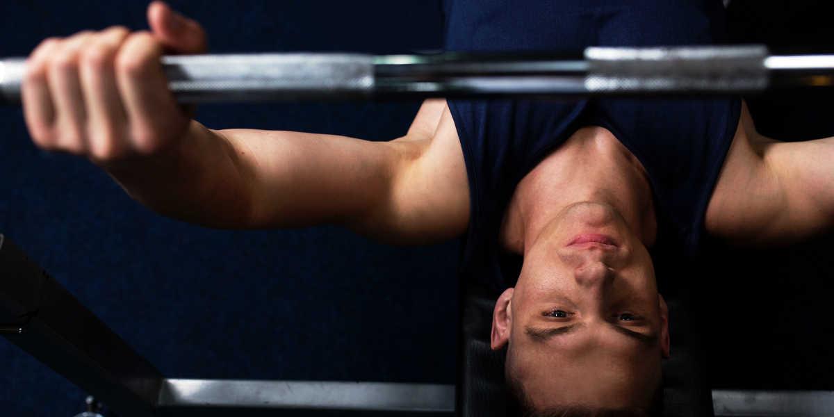 Allenamento base pesi