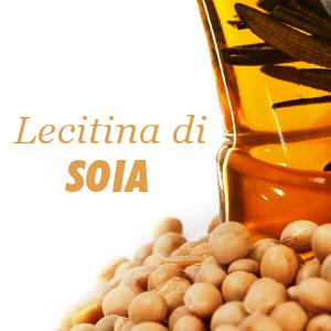 Proprietà della lecitina di soia