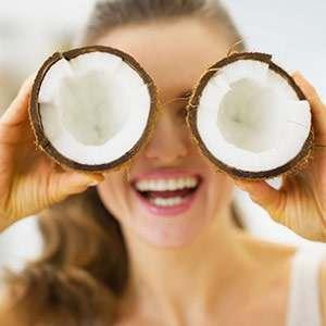 Olio di cocco per la salute