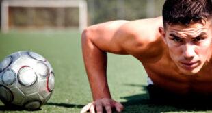 Allenamento Forza Calcio
