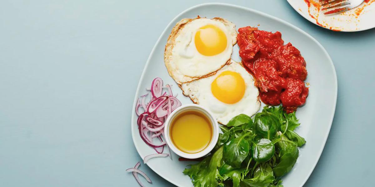 Uova per la colazione