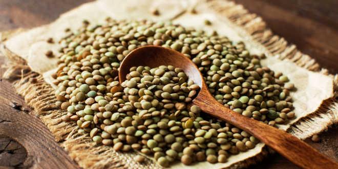 Alimenti proteici senza glutine per vegani