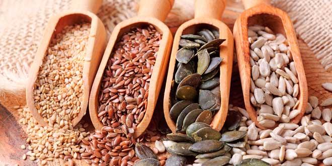 Semi nelle diete senza glutine
