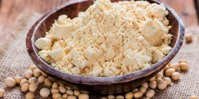 Da dove proviene la proteina di soia in polvere