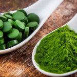 Alga spirulina per le diete fitness
