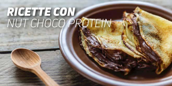 Ricette con NutChoco Protein