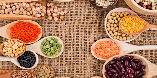 Alimenti di una dieta vegan