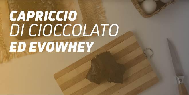 Capriccio Proteico di Cioccolato
