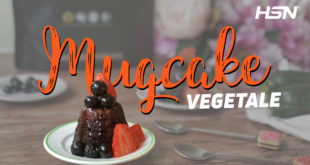Ricetta del Mugcake vegetale