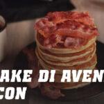 Pancake di Avena con Bacon