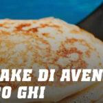 Pancake di Avena con Burro Ghee