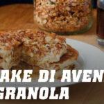 Pancake di Avena con Granola
