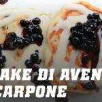 Pancake di avena con mascarpone