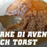 "Pancake di Avena stile ""French Toast"""
