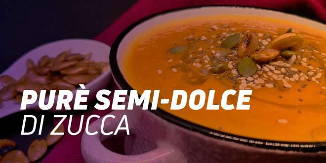Purè semi-dolce di Zucca