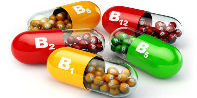 Tipi di vitamine B